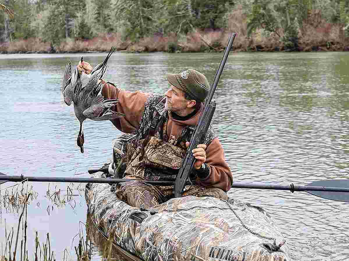 Best Duck Hunting Kayaks