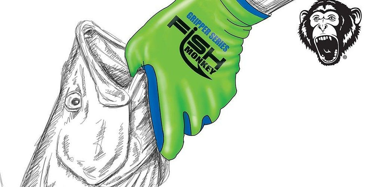 Best Fishing Gloves - Fish Monkey Gloves