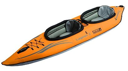 Advanced Elements Lagoon 2 Tandem Inflatable Kayak