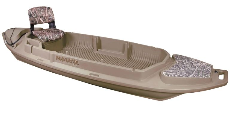 Beavertail 2000 Series Stealth Twin Gun Sneak Boat