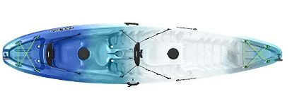 Perception Pescador Tandem Kayak