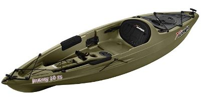 Sun Dolphin Journey Fishing & Duck Hunting Kayak