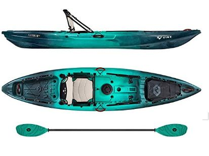 Vibe Yellowfin 120 Kayak