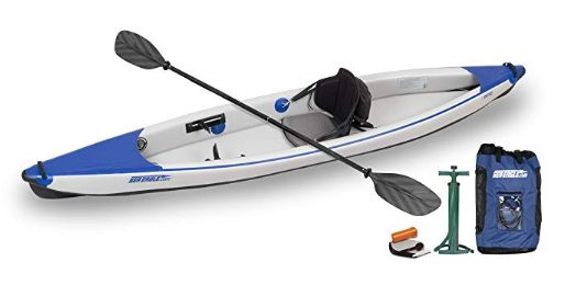 Sea Eagle 393rl Inflatable Touring Kayak