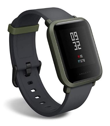 Huami Amazfit Bip GPS Watch For Kayaking