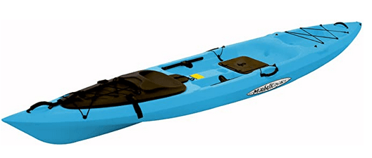 Malibu X-13 Sit on Top Stable Fishing Kayak