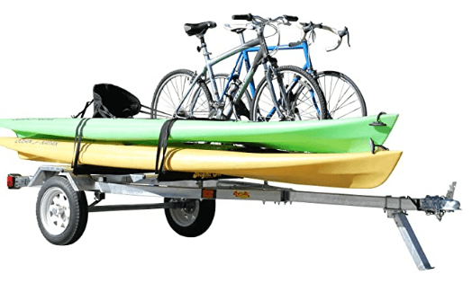 Ruff-Sport Kayak, Bicycle, and SUP Trailer