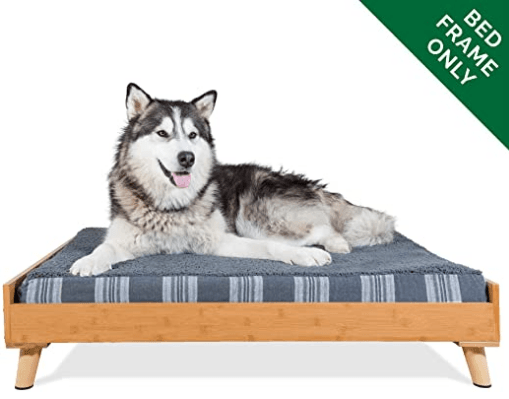 Kayak Attachment for Dog with Bed
