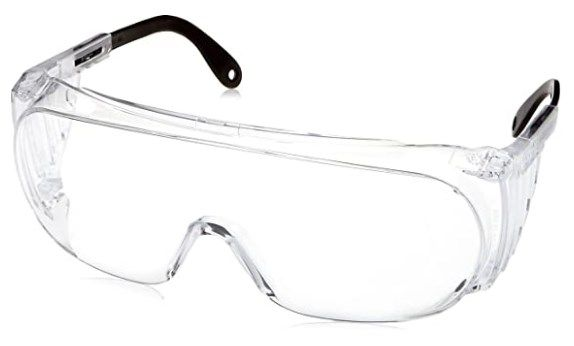 Honeywell Ultra-spec UV Protection Anti-Fog Glasses