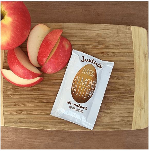 Justins Classic Almond Butter Squeeze Packs