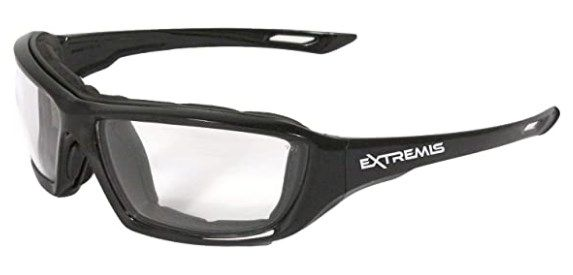 Radians XT1-11 Extremis Clear Anti-Fog Lens Glasses