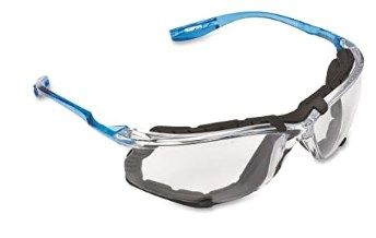 3M Virtua CCS Protective Clear Anti-Fog Lenses Eyewear