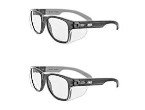 MAGID Scratch & Fog Resistant Safety Glasses