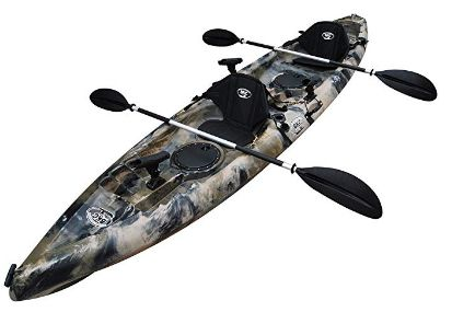 BKC UH-TK181 Tandem Fishing Kayak