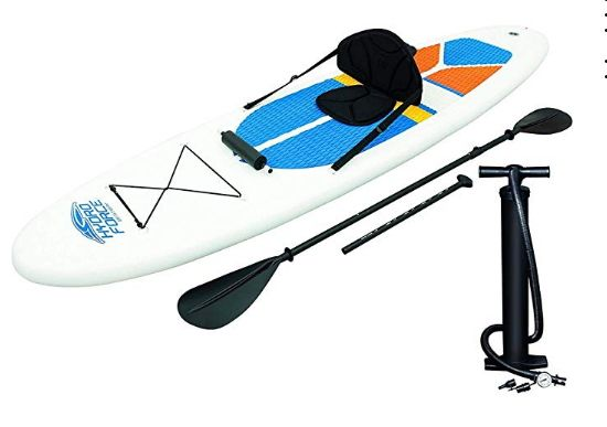 HydroForce White Cap Inflatable Kayak