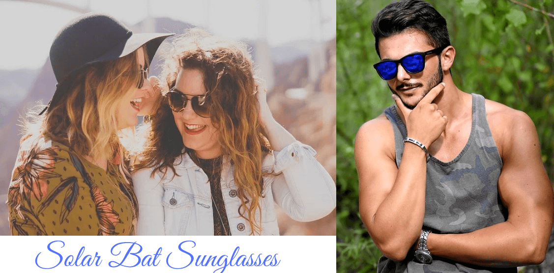 Best Solar Bat Sunglasses