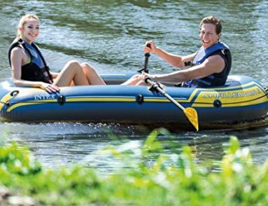 Intex Challenger Inflatable 2-Person Boat