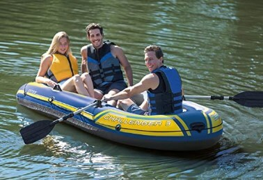 Intex Challenger Inflatable 3-Person Boat