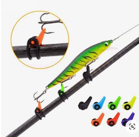 Best Fishing Hook Keepers for Fishing Rod