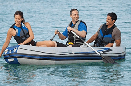 Dertyped Professional Sailor Inflatable Fishing Boat