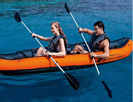Dertyped Three Thick Inflatable Fishing Boat