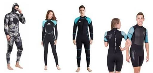 Diving - Spear fishing wetsuit