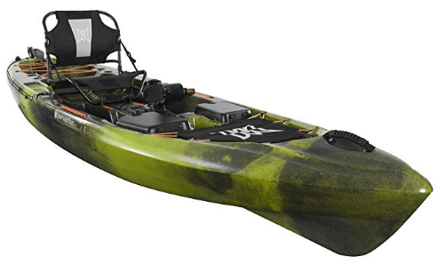 Perception Kayak Pescador Pilot 12.0 is one of the best budget kayaks