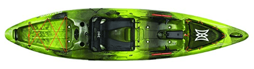 Perception Pescador Pro Kayak is the Best Cheap Fishing Kayak Under $1000 [Best Budget Option]