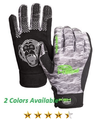 Fish Monkey Free Style Custom Fit Glove