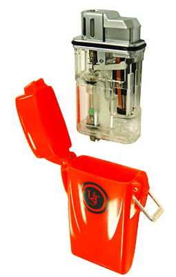 UST Refillable Floating Lighter with Waterproof