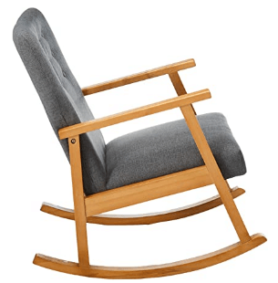 Rocking Chair for Bad Back