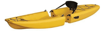 Snap Kayaks Sit-on-top solo