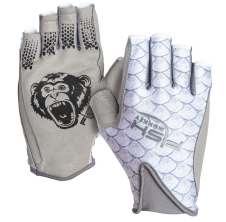 Youth fishing gloves